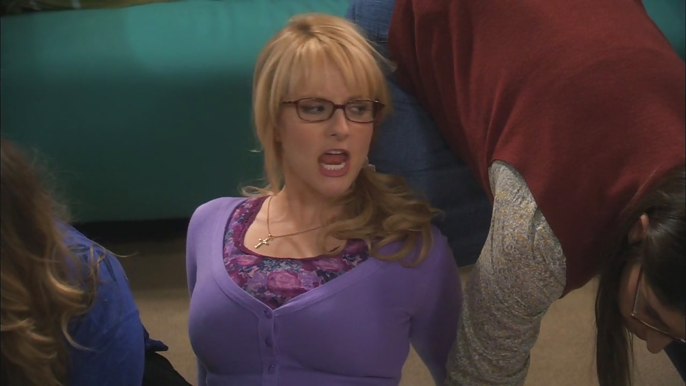 Simply excellent Melissa rauch tits porn consider, that