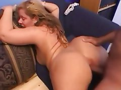 Tits blonde anal