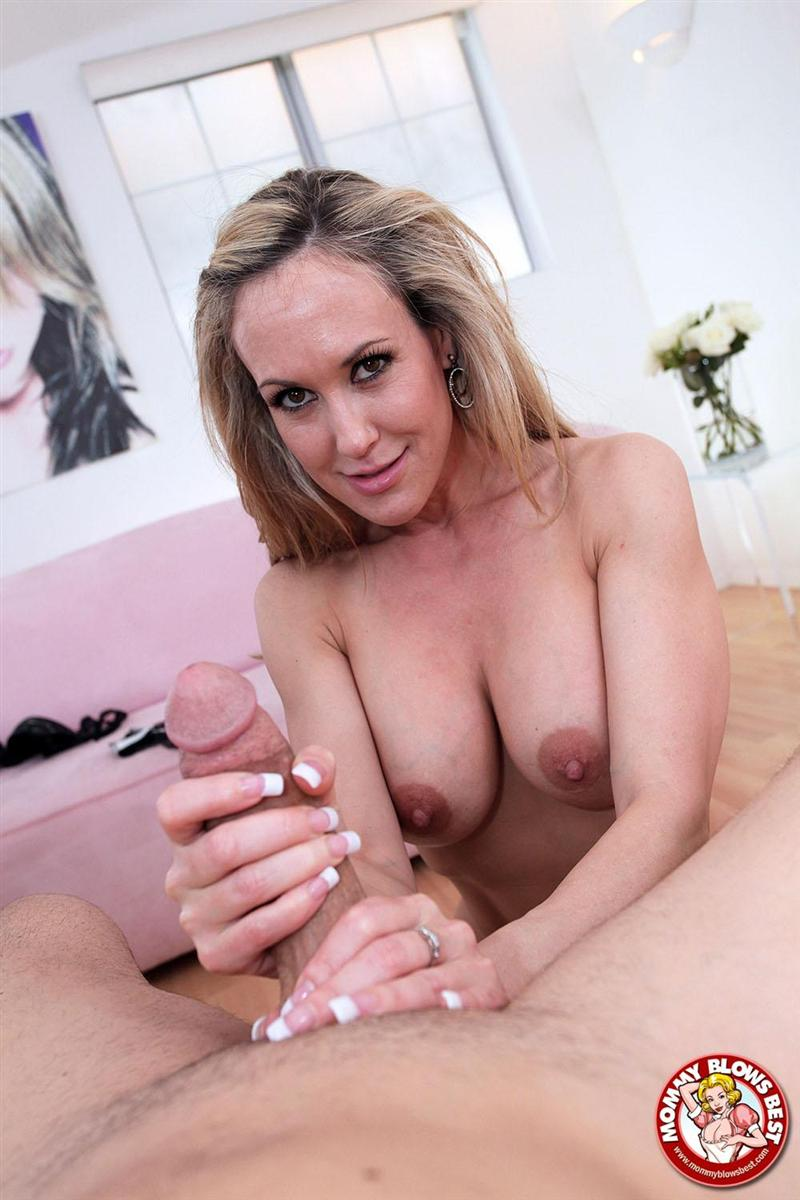 Hot milf loves big cock