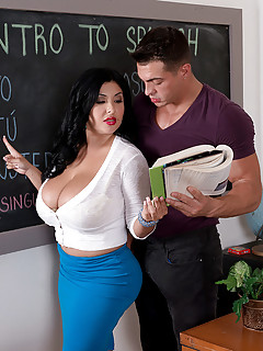 milf teacher big tits xxx