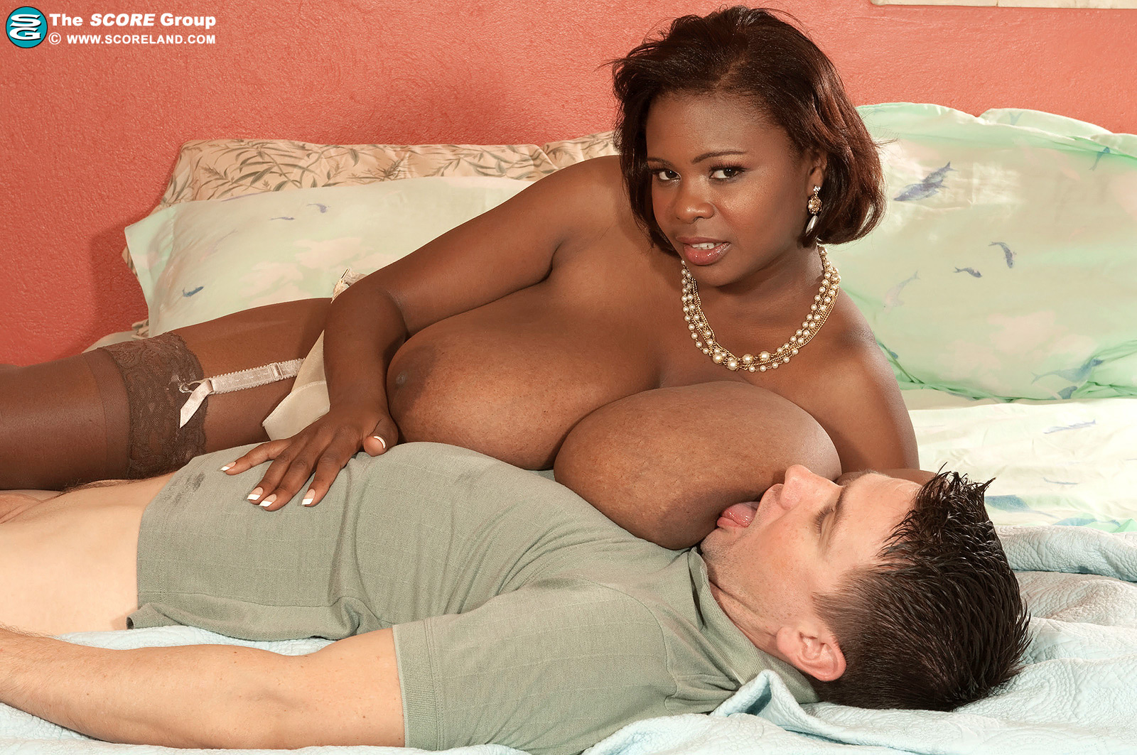 Big Black Ass Gets Pounded