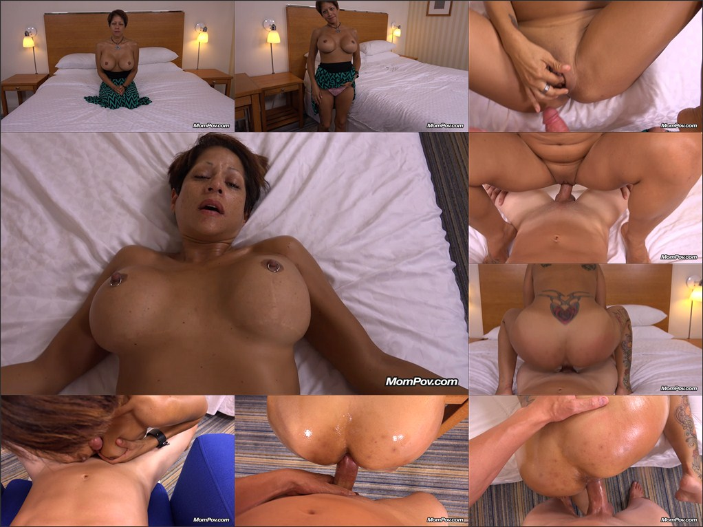 mom pov asian milf rena year old busty asian milf rena