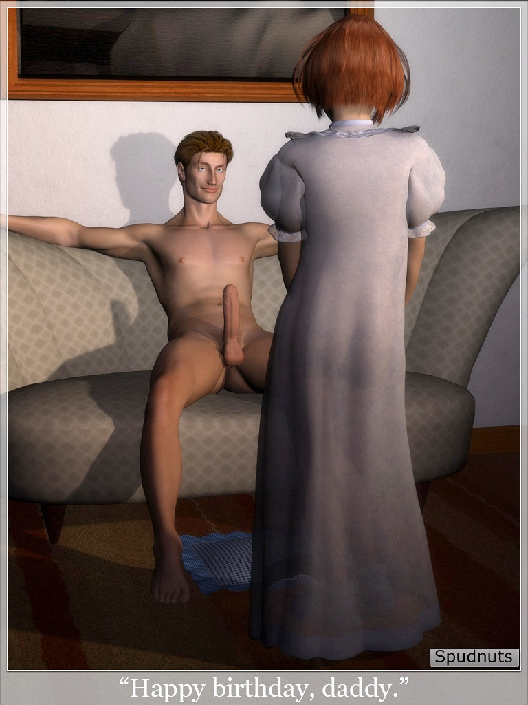 Art work sex son with mom