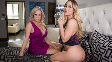 mommysgirl daughter the babysitter brandi love carter cruise girlsways