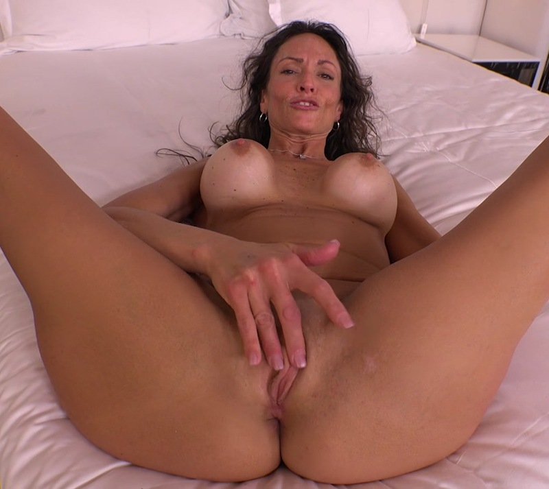 Milf Teaches Boy Creampie