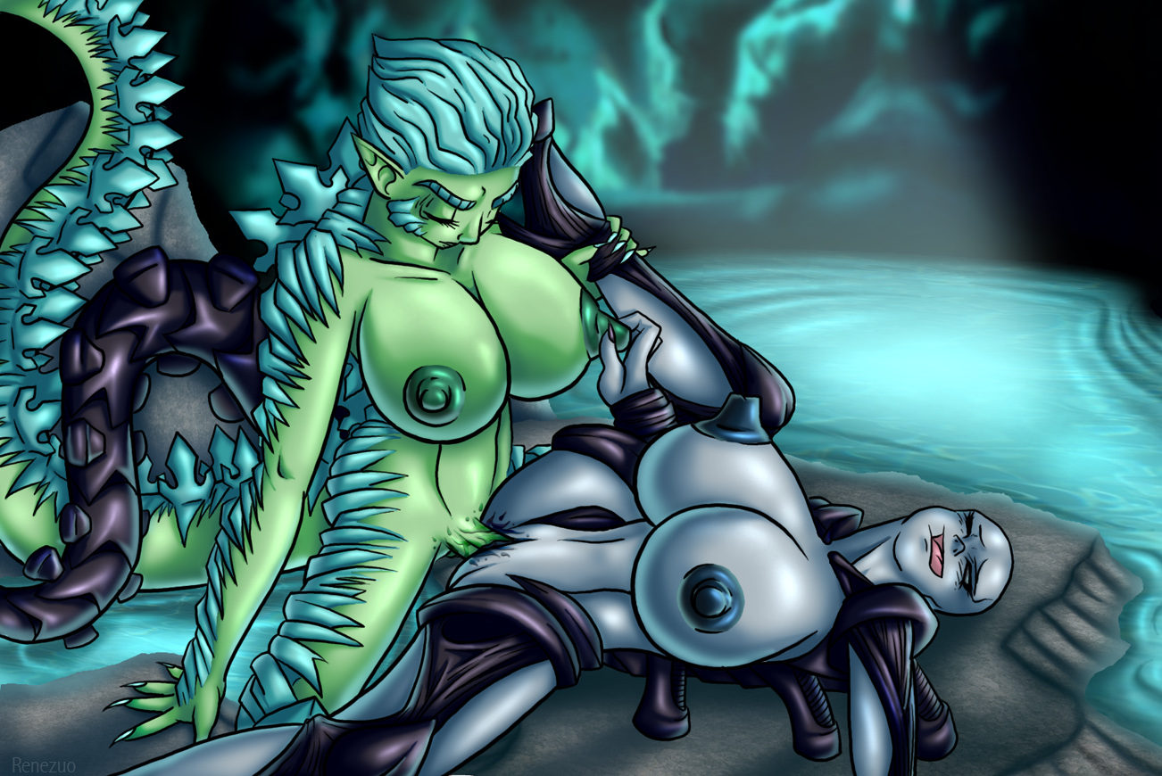 monster alien renezuo hentai foundry
