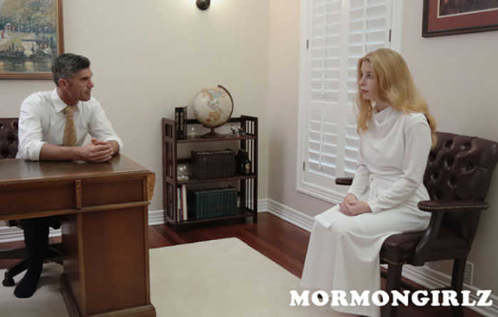 mormon girls never seen before mormon porn