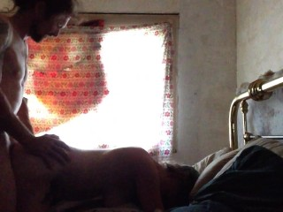 morning quickie doggystyle fuck