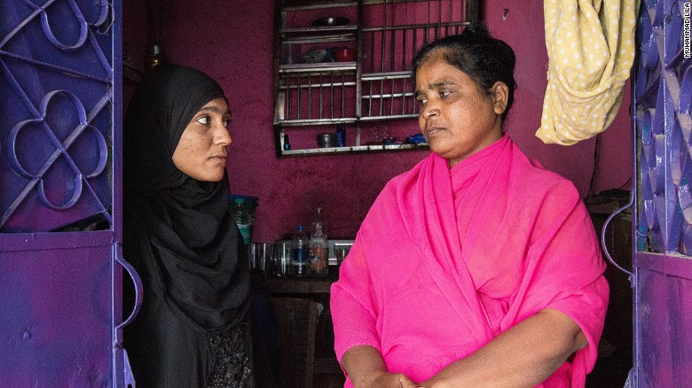 muneera begum left was sold her mother into a sham marriage