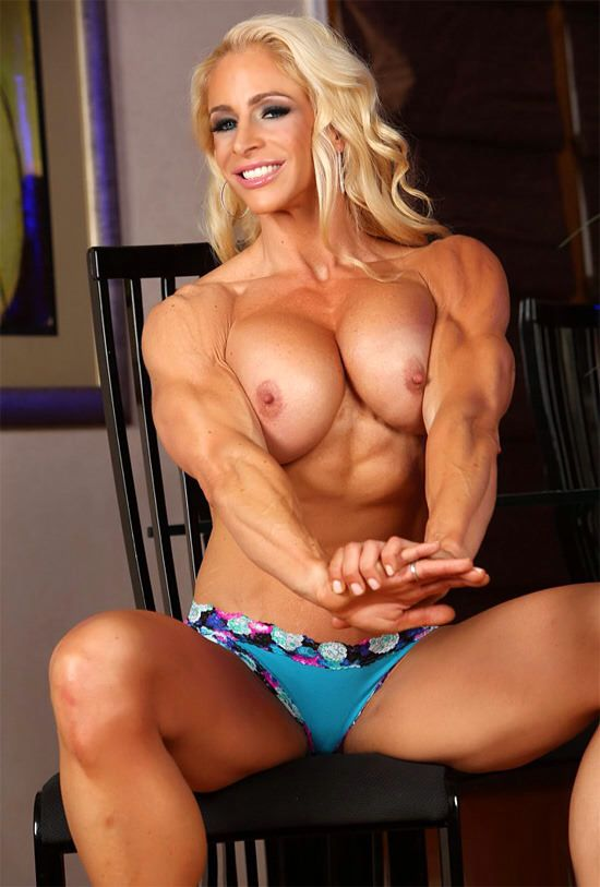 porn Female muscle