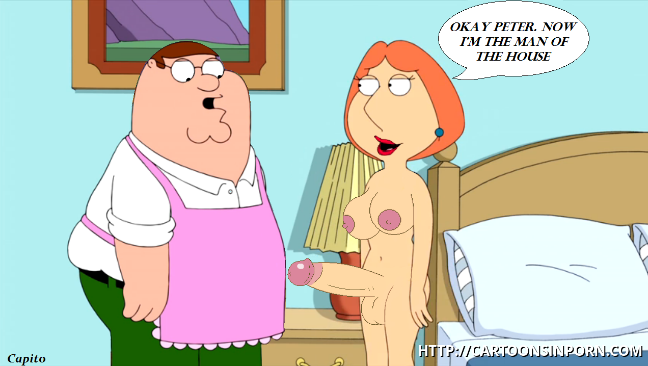 Louis Off Family Guy Naked