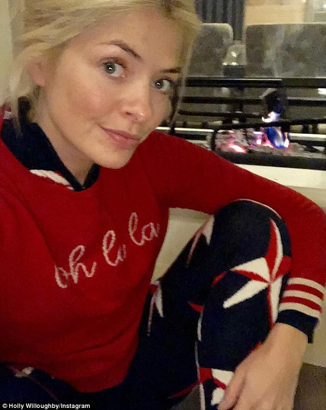 Better, Holly willoughby nacked