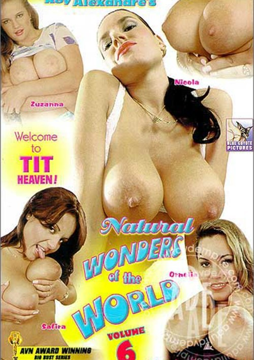 Natural wonders of the world tits