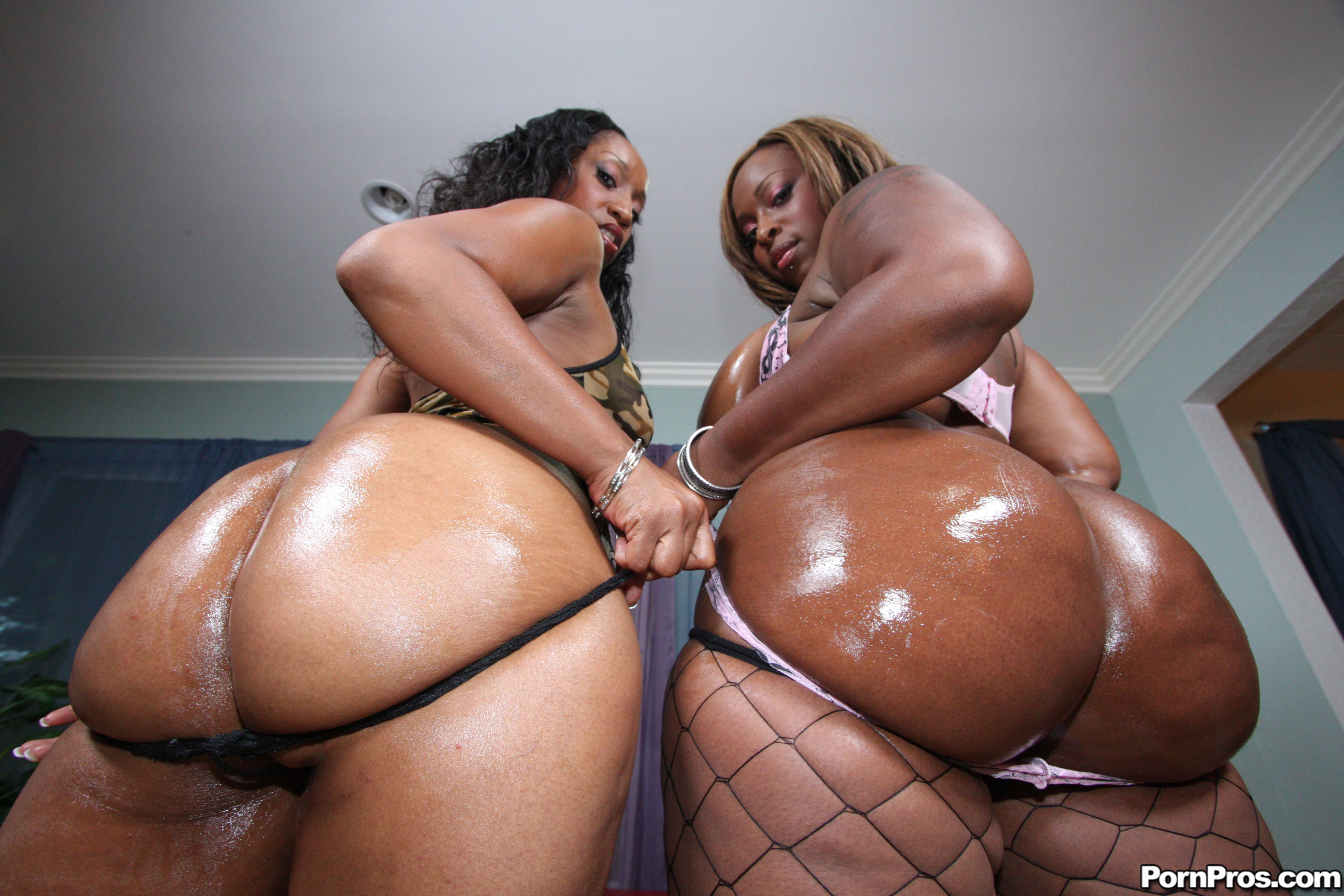 Ebony Fat Ass Wet Pussy