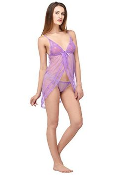 new blue eyes sexy nighty for honeymoon dress for woman