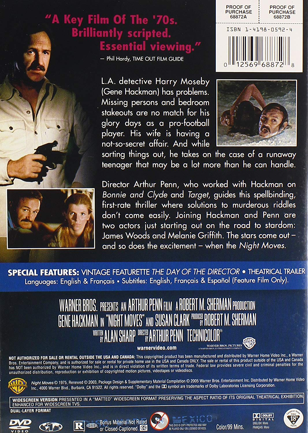 night moves gene hackman jennifer warren susan