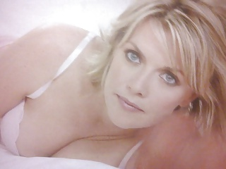 amanda tapping topless