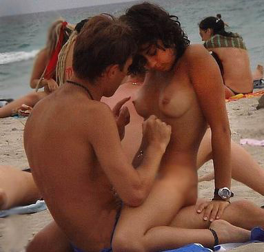 nude beach sex nude beach hot erotic couple playing porn tube xxx