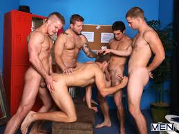 Gay porn strippers
