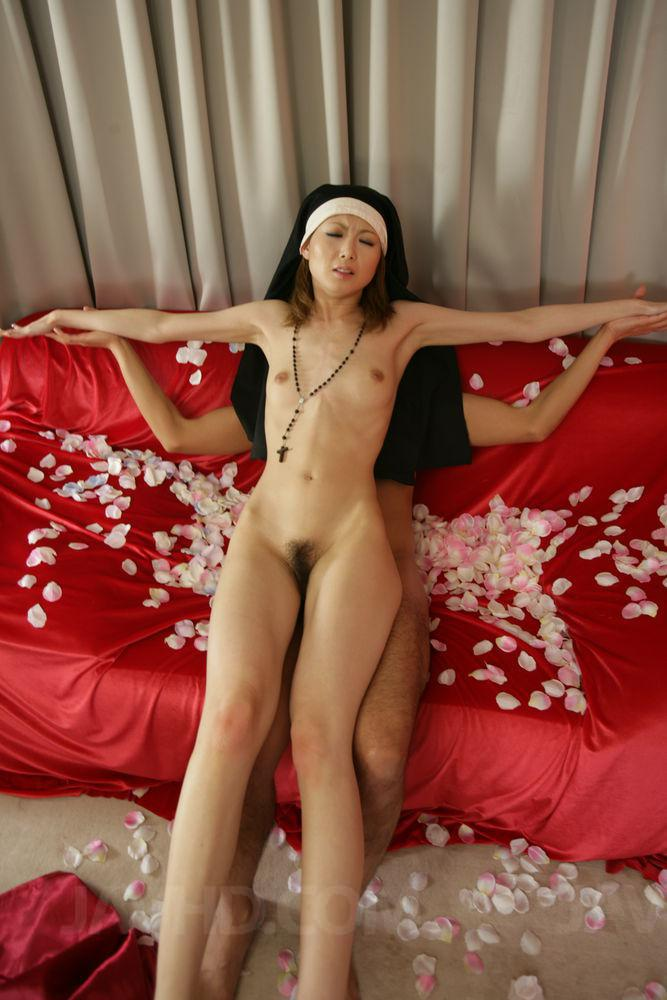 Were visited Nun in porn pic