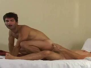 Guy sex with older man