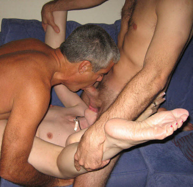 old mature trio bisexual fucking bisexual