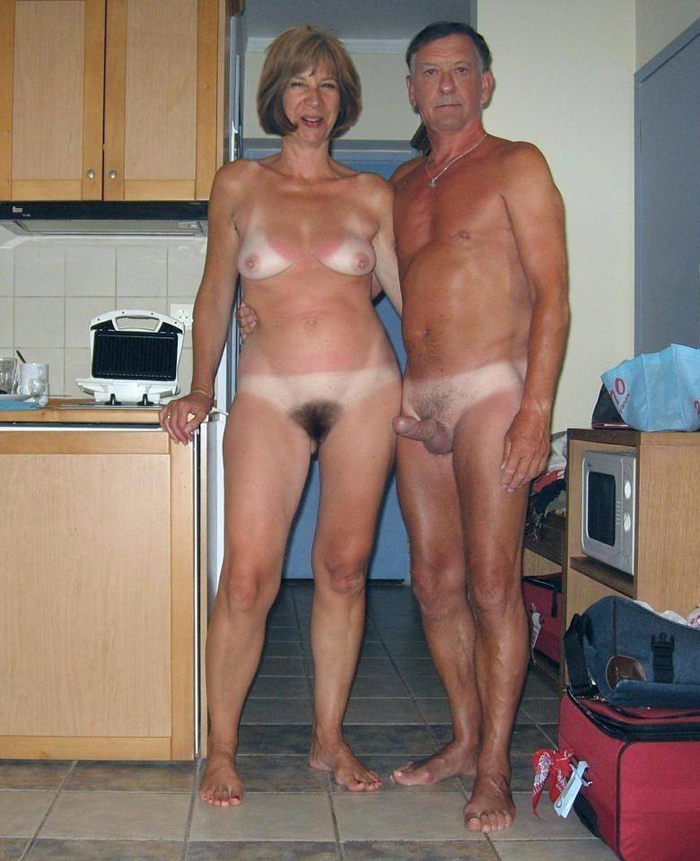 couple nude amateur mature