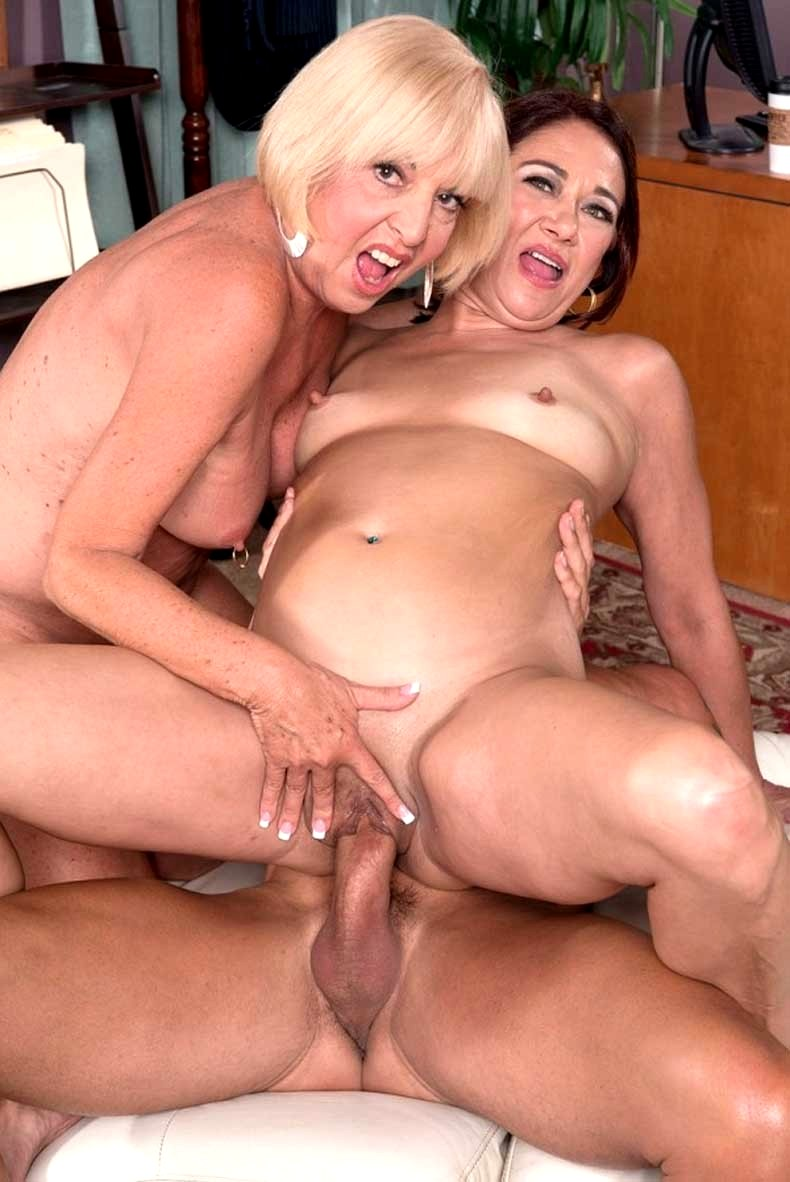 Mature Woman Younger Guy