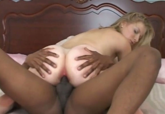 pale skinned slut gets butt fucked in hardcore interracial porn video 1