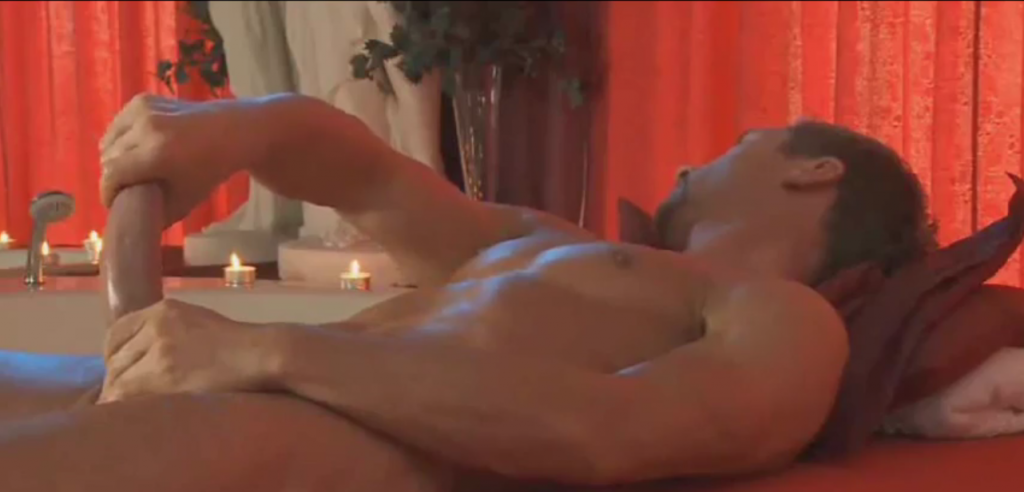 Penis Massage Male Erotic Self Pleasure