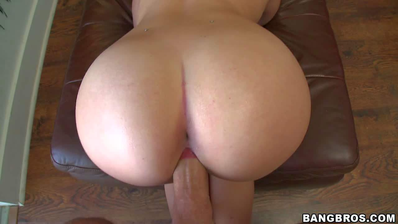 Big Ass Pov Reverse Cowgirl