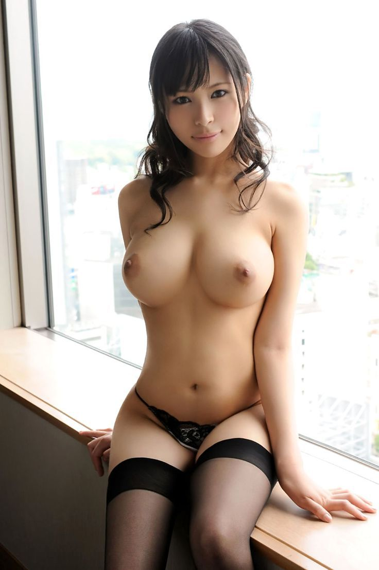 Massive tits skinny waist asian