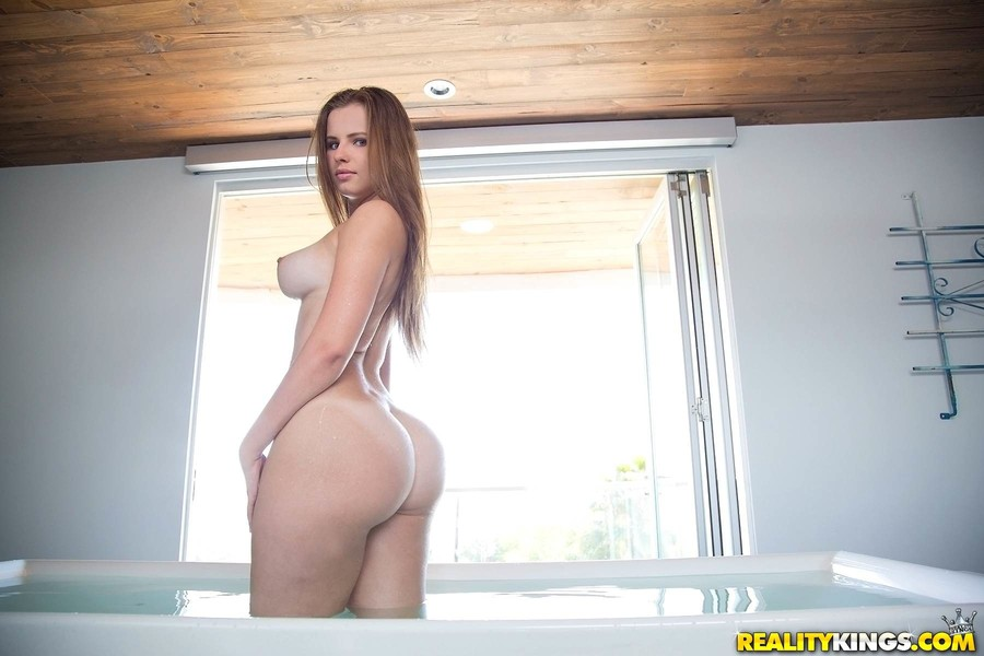 Homemade Big Ass White Girl