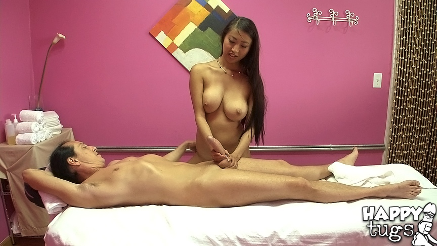 ending massage porn Happy