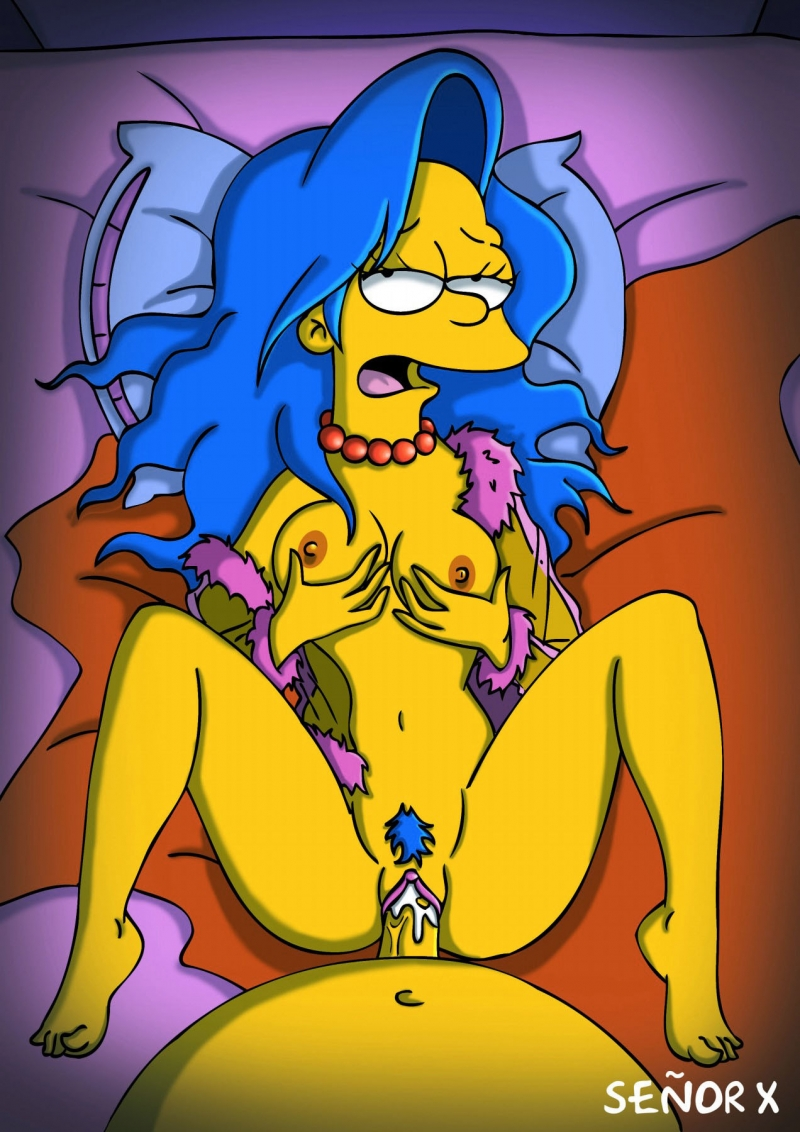 Marge simpson nackt simply ridiculous