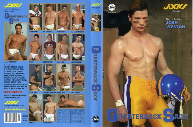 quarterback sack falcon jocks gay porn dvd