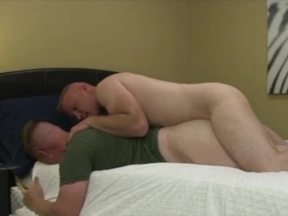 real military brothers suck and fuck 2