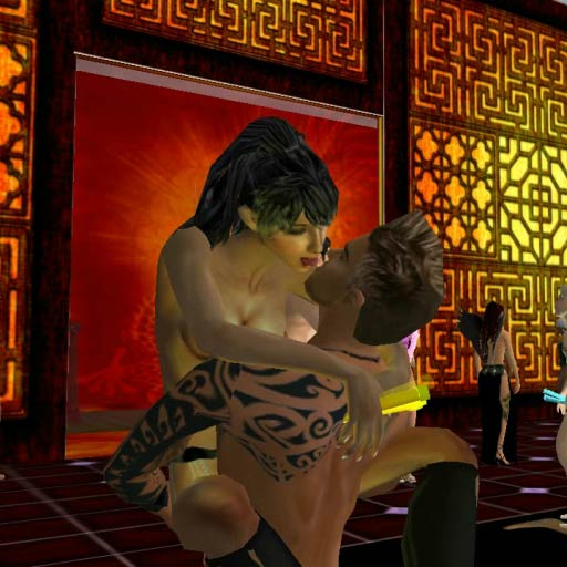 Red virtual sex game online