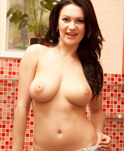 Hot russian with big tits