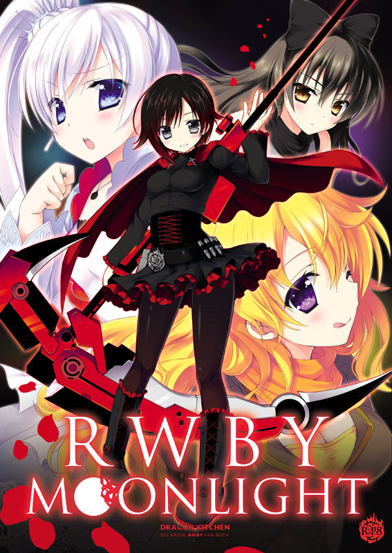 rwby moonlight read hentai manga hentai comic
