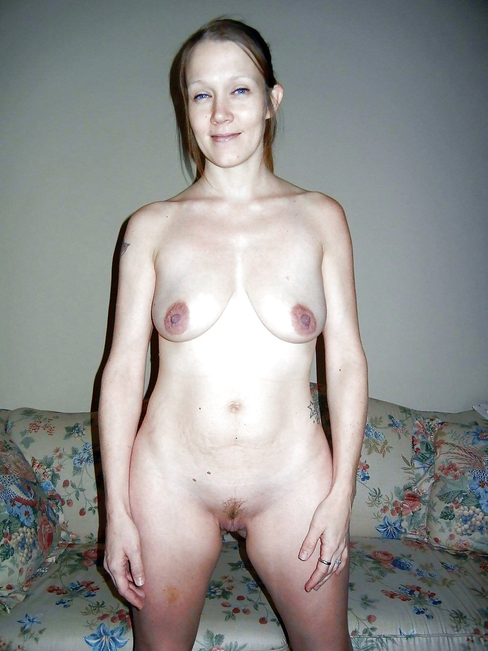 Large saggy empty tits