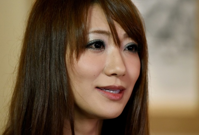 saki kozai is among a growing number of women who are stepping out