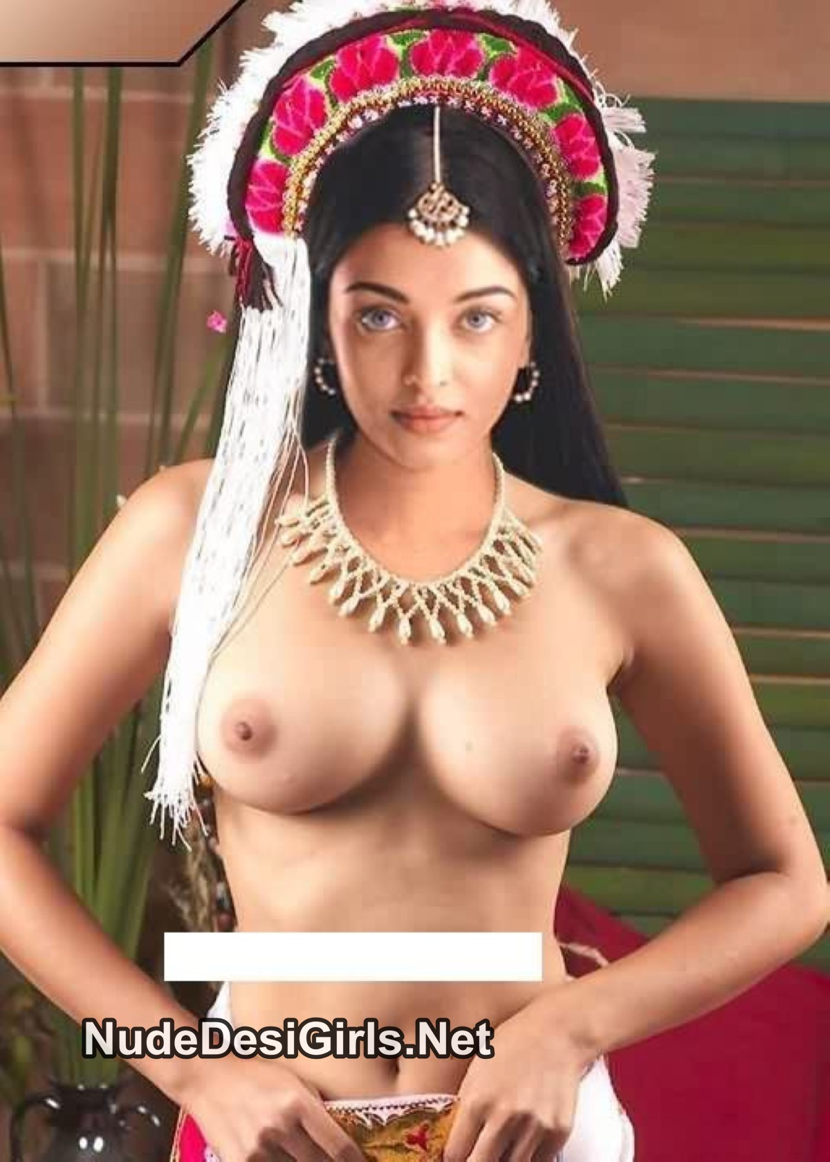 Aish hot boobs naked
