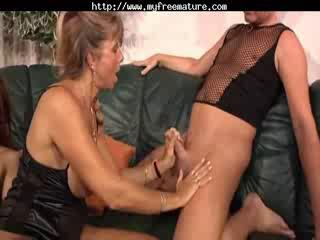 German mature hard sex