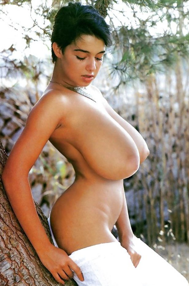 Naked black awesome tits