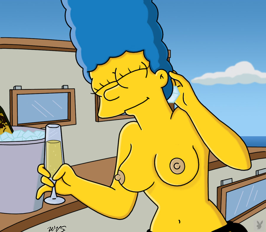 Opinion Marge simpson big boobs xxx comic apologise