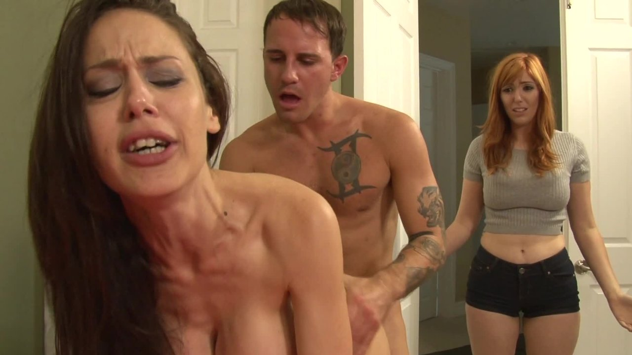 Sexy Wife Catches Her Mom Getting Ass Fucked Her Husband Pornid Xxx 1