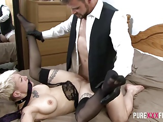 sexy young bondage couple porn tube video