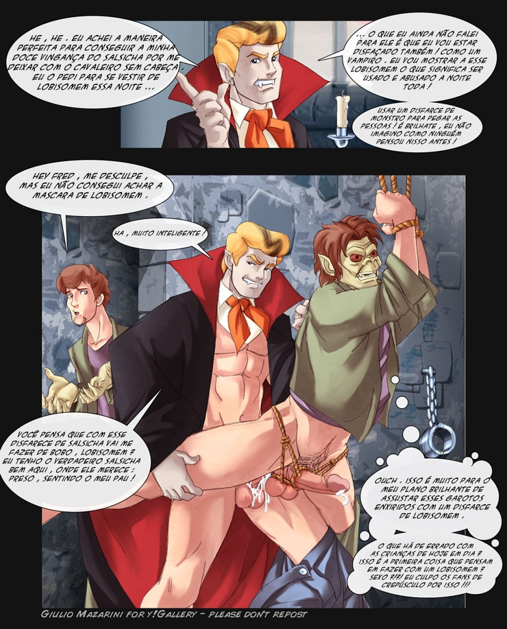 scooby doo porn Gay fred