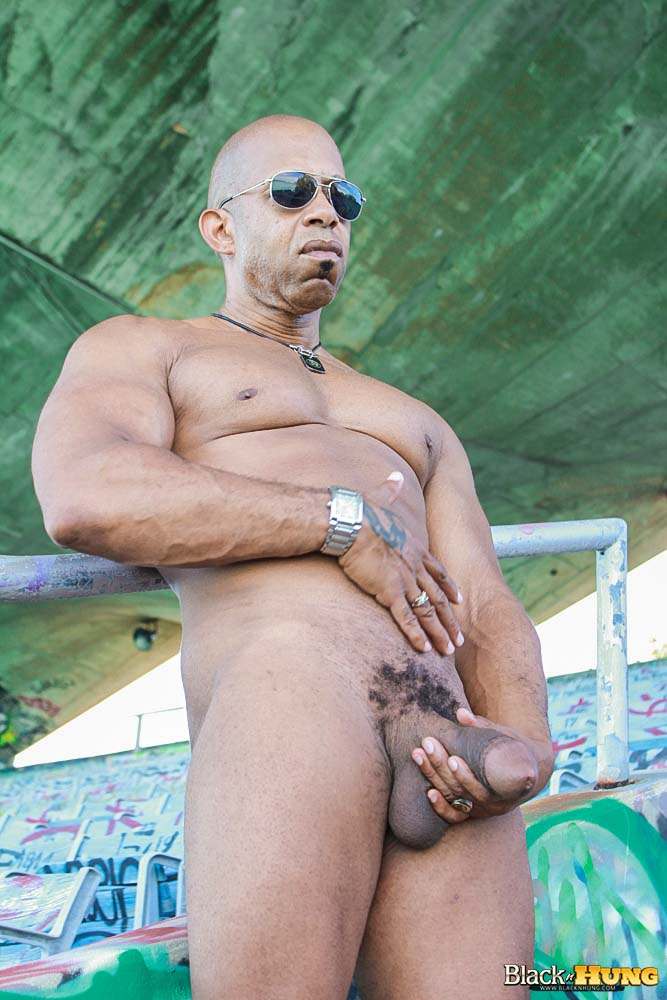 Shane Diesel Cock Sexy Stripers